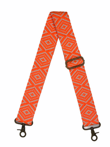 Crossbody Bag Strap - Neon Orange