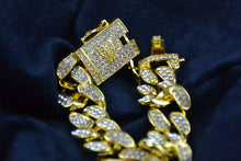 Load image into Gallery viewer, PREMIUM BUNDLES 24K GOLD CUBAN CHAIN - Jewelries-World