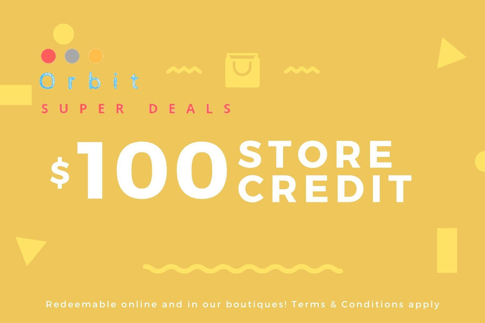 Gift Card 100 - Orbit Super Deals