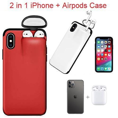 2 in 1 Airpods Pro Case - Orbit Super Deals
