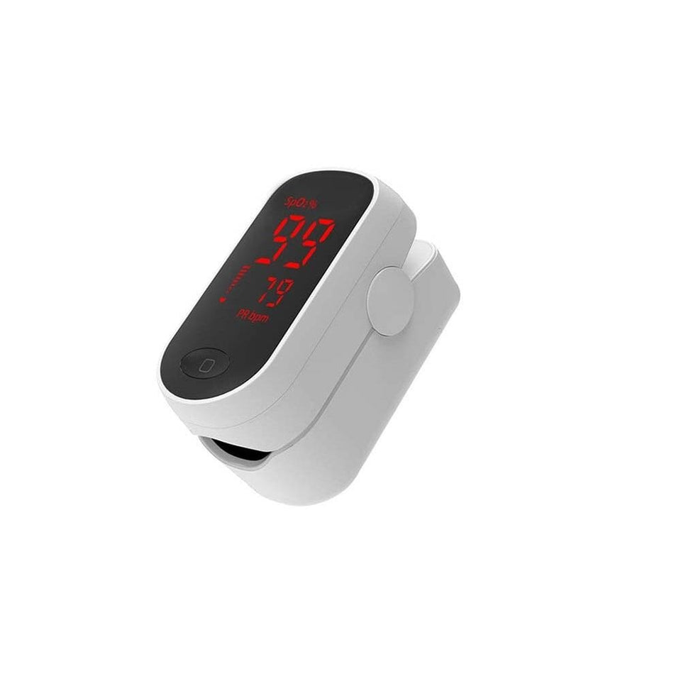 Accurate Finger Pulse Oximeter / NEW OLED