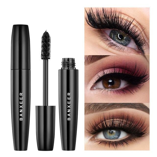 Fluffy Volume 3D Mascara Makeup Waterproof - OrbitSuperDeals