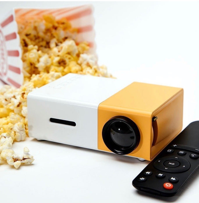 1080P Mini Home Projector