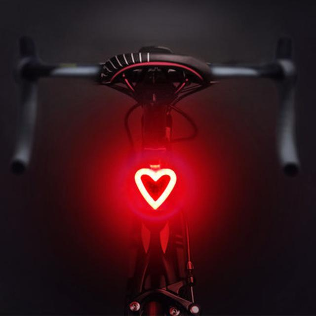 USB Bicycle Tail Light LED - OrbitSuperDeals