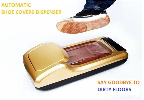 Reusable Shoe Covers Dispenser - Orbit Super Deals