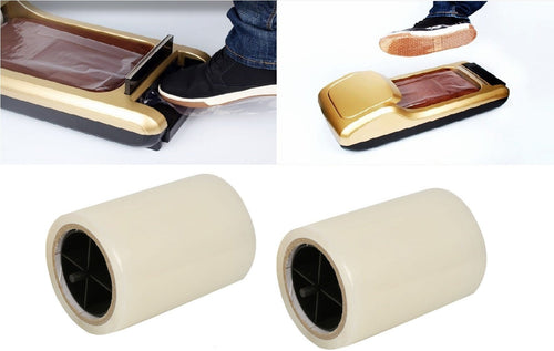 Roll Film for Automatic Shoe Cover Machine