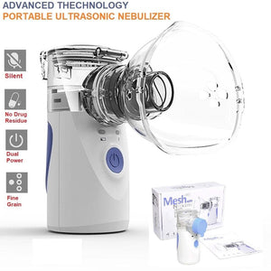 PORTABLE ULTRASONIC NEBULIZER - ORBIT SUPER DEALS
