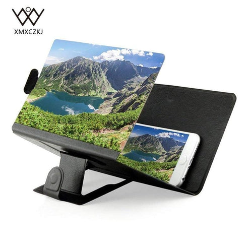 Universal Mobile Screen HD Video Amplifier Stand - OrbitSuperDeals