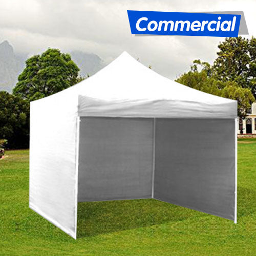 Deluxe 3x3M Marquee Commercial Pop up Gazebo