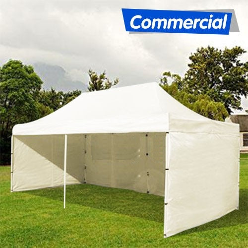 Deluxe 3x6M Marquee Commercial Pop up Gazebo