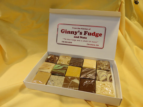 Fudge Gift Box *Choose Your Flavors* (15 Pieces)