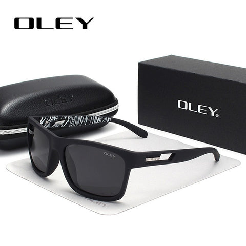 OLEY Brand Classic Polarized Sunglasses