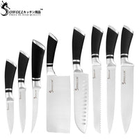 Sowoll Stainless Steel Knives Set