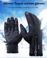 Touchscreen Winter Gloves Anti-Slip Gloves
