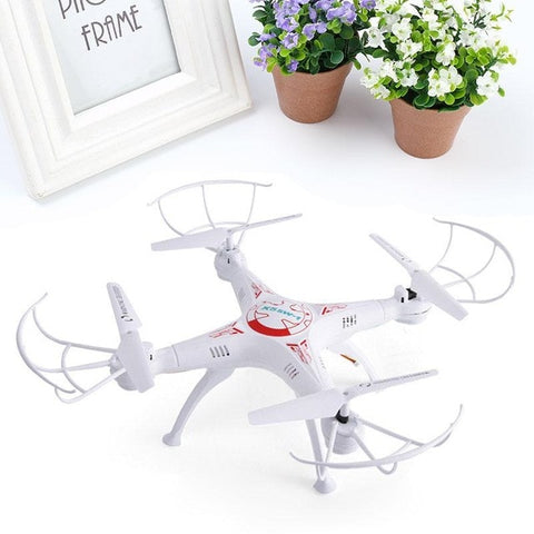 New 4 Axis Quadcopter Drone Time WIFI Camera Headless Wifi Wireless Remote Control  2MP FPV RC Helicopter contain Light Drone - ShopyMart