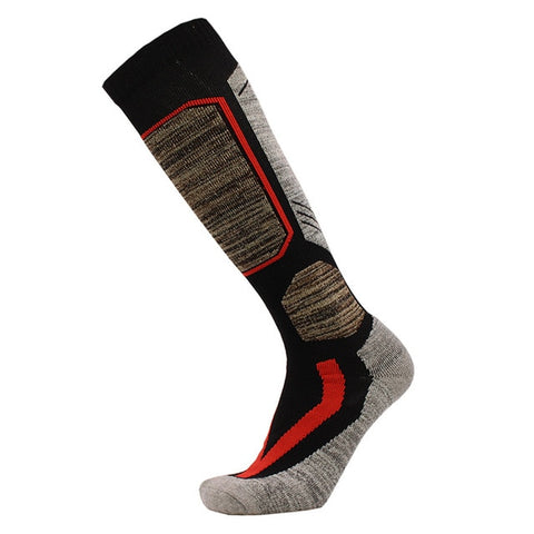 JDENKE Ski Men & Woman Thermo Socks