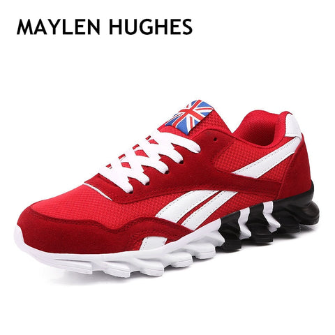 Hot sale Ultra Light Mens Sneakers Summer Mesh Breathable Sports Shoes Men Jogging Shoes Men Running shoes Outdoor Walking shoes - ShopyMart