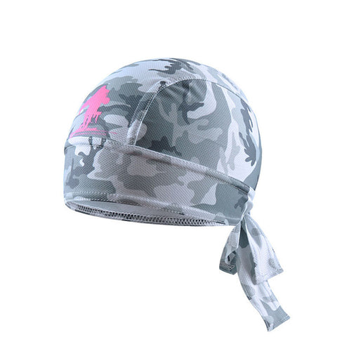 Cycling Headwear Pirate Cap Outdoor Sport Headband Headwear Bicycle Accessories Bandana Tactical Balaclava Turban Head Wrap - ShopyMart