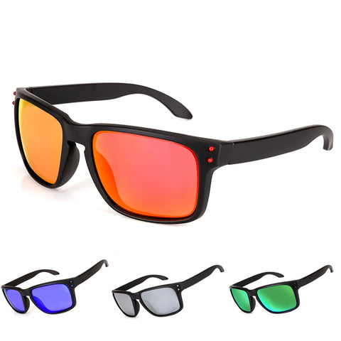 Holbrooker Fashion Sunglasses Polarized Lens  Men Women Sports Sun Glasses Trend Eyeglasses Male Driving Eyewear 9102 VR46 - ShopyMart