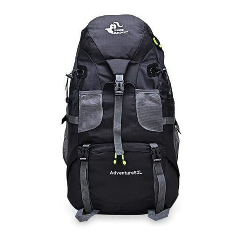 New 50L & 60L Outdoor Backpack Camping Climbing Bag Waterproof Mountaineering Hiking Backpacks Molle Sport Bag Climbing Rucksack - ShopyMart