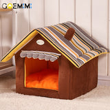 New Arrival - Cat&Dog House Removable Cover