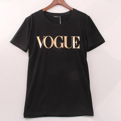 Fashion Brand 2019 T-Shirts Print Women T Shirts O-Neck Short Sleeve Summer Tops Tee Trend style Rose Print Vogue clothing - ShopyMart
