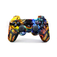 Compatible Ps3 Gamepad Bluetooth Controller Joystick Vibrator SIXAXIS Compatible Playstation 3 Wireless Gamepad ps3 - ShopyMart