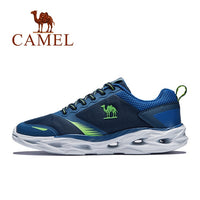 CAMEL Men Running Shoes Shock Absorption Cushion Breathable Lightweight Comfortable Footwear Outdoor Sports Sneakers - ShopyMart