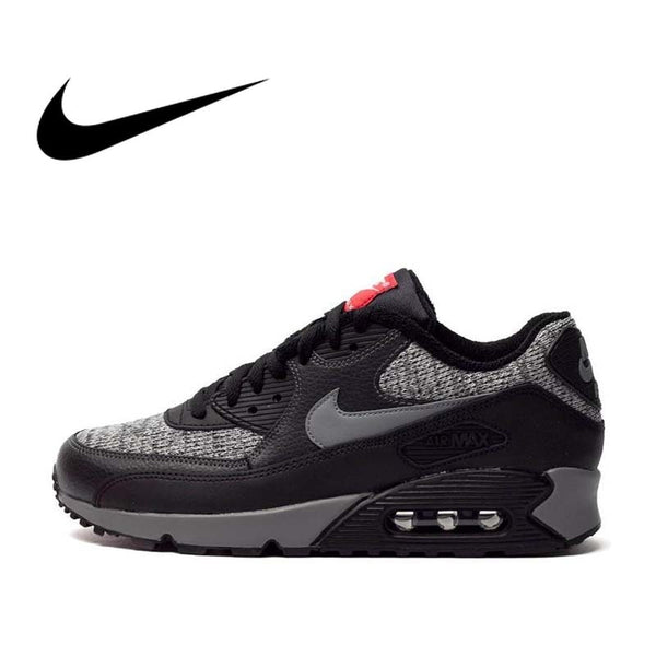 Original Authentic NIKE AIR MAX 90 Men's Running Shoes Breathable Classic Outdoor Sports  Full Color New Arrival 537384-065 - ShopyMart