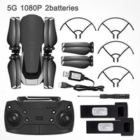 Eachine E511S 2.4G 4CH GPS 6-axis gyro Dynamic Follow WIFI FPV With 1080P Camera 16mins Flight Time RC Drone Quadcopter - ShopyMart