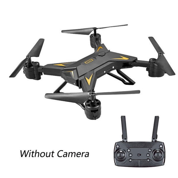 New RC Helicopter  Drone with Camera HD 1080P WIFI FPV RC Drone Professional Foldable Quadcopter 20 Minutes Battery Life - ShopyMart