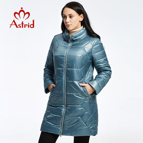2019 Astrit Winter Women Long Coat
