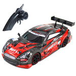RC Car For GTR/Lexus 4WD Drift Racing Car Championship 2.4G Off Road Rockstar Radio Remote Control Vehicle Electronic Hobby Toys - ShopyMart