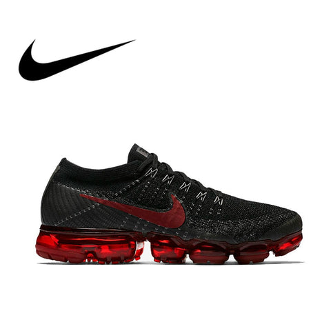 Original Nike Air VaporMax Be True Flyknit Breathable Men's Running Shoes Outdoor Sports Comfortable Durable Jogging Sneakers - ShopyMart