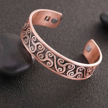 Load image into Gallery viewer, Viking Cuff Bracelet
