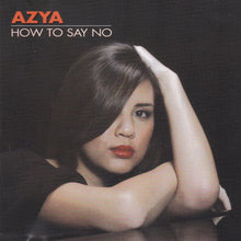 Azya - How To Say No - Compact Disc