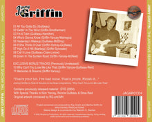 Jimmy Griffin The Archive Series Volume Four GYG Digital Download