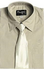 Dark Khaki from The Tie Thing ® Necktie Restraint