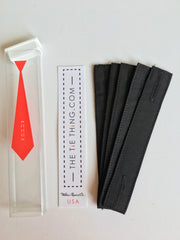 Black 5 Pak from The Tie Thing ® Necktie Restraint