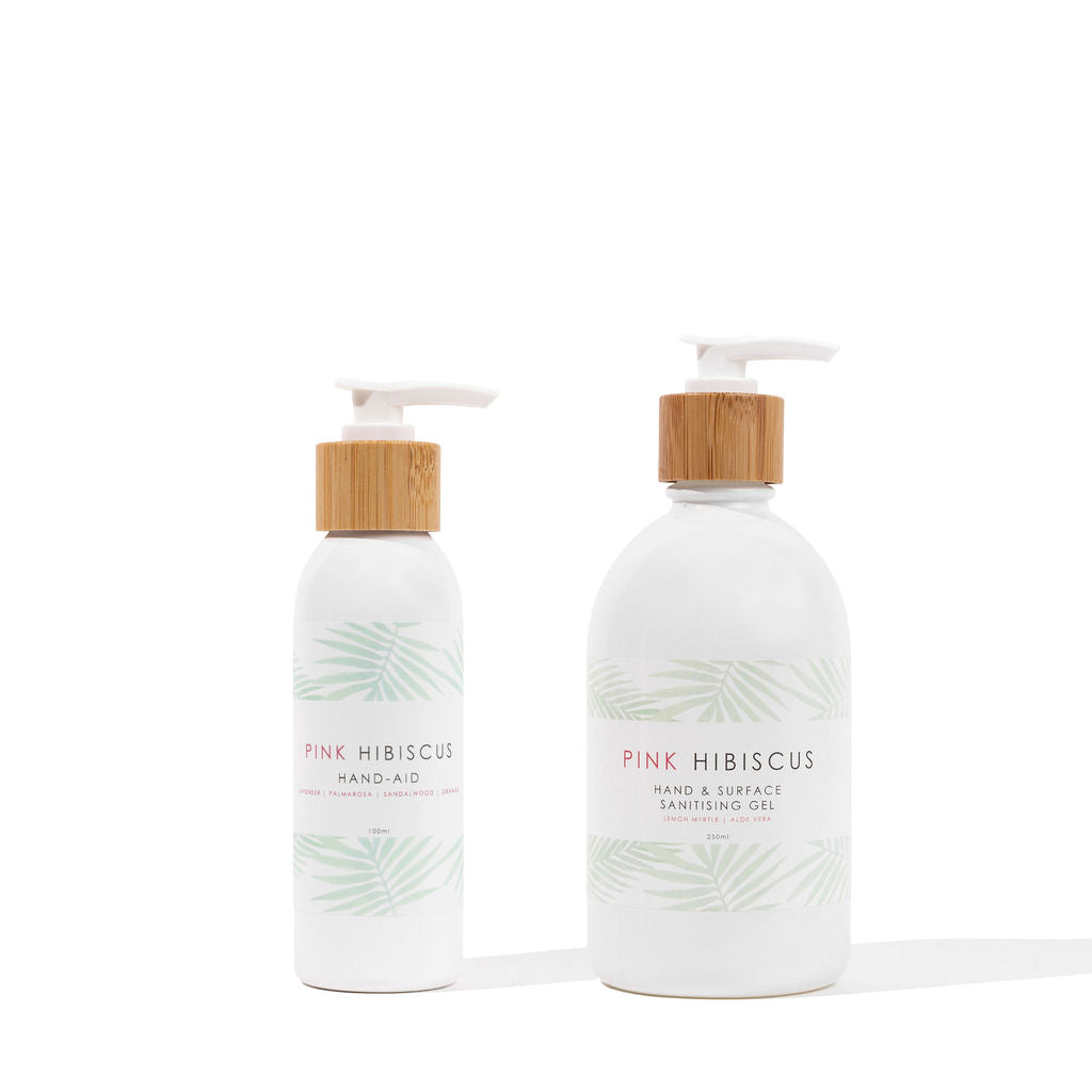 Safe & Nourished Hands Pack