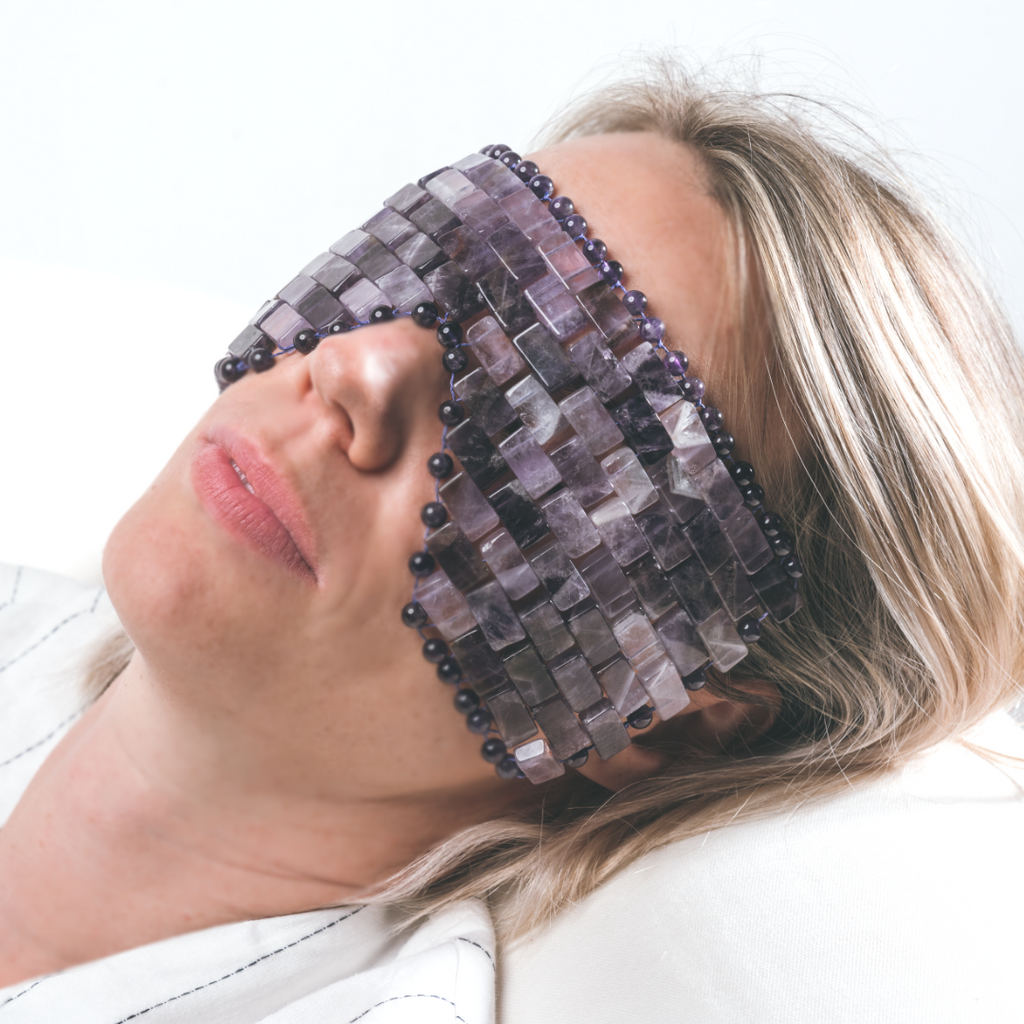 Crystal Eye Mask