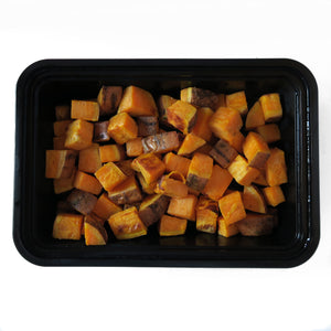 Roasted Sweet Potatoes Meal Prep