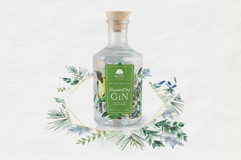 May's Gin | Big Tree Elegant Dry