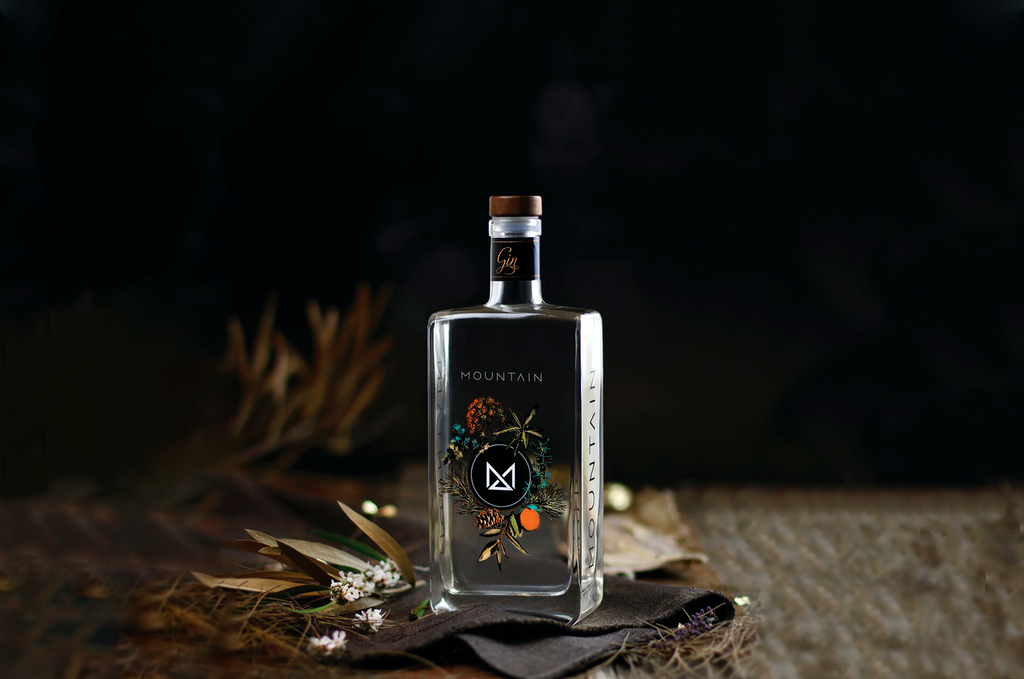 December's Gin | Mountain Gin