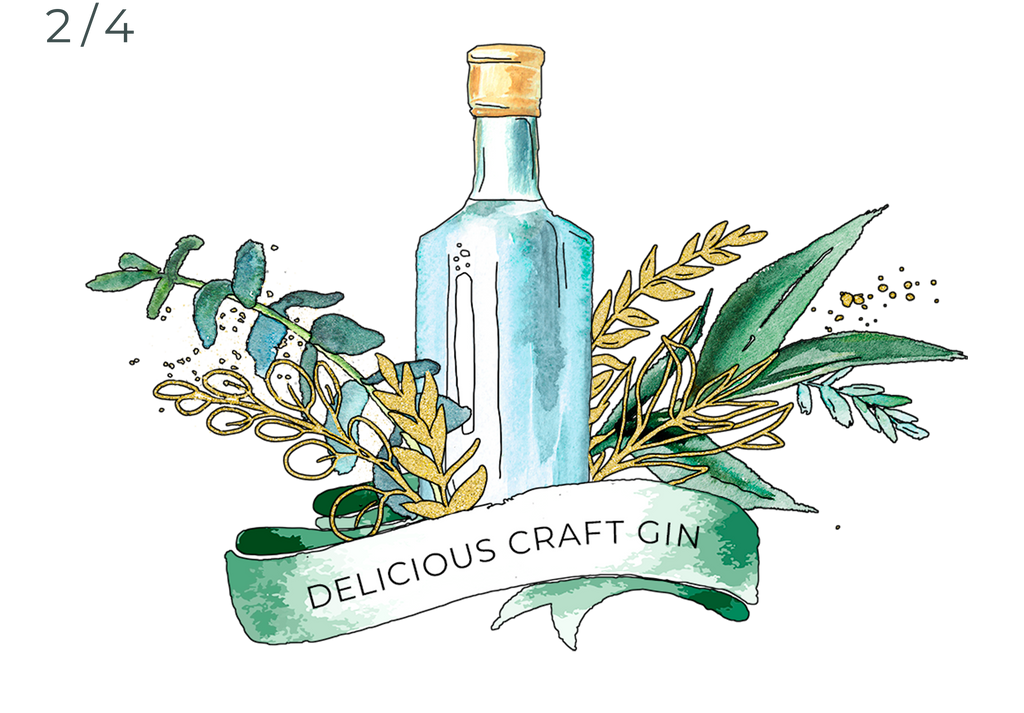 Gin Club Gin of the Month