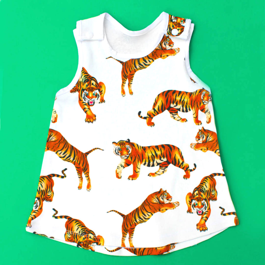 Tiger Dress - Project Panda Kids