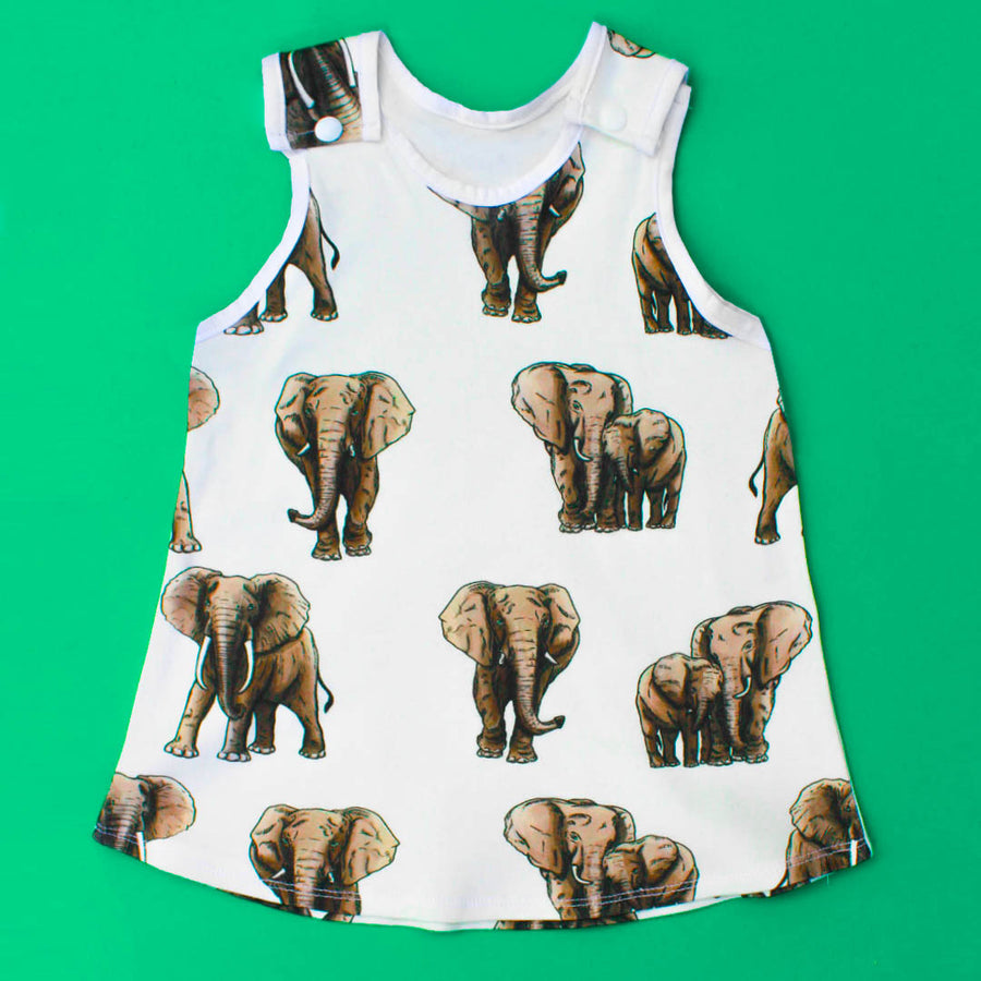 Elephant Dress - Project Panda Kids
