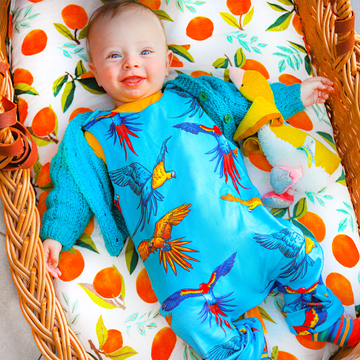 Parrot Romper - Project Panda Kids