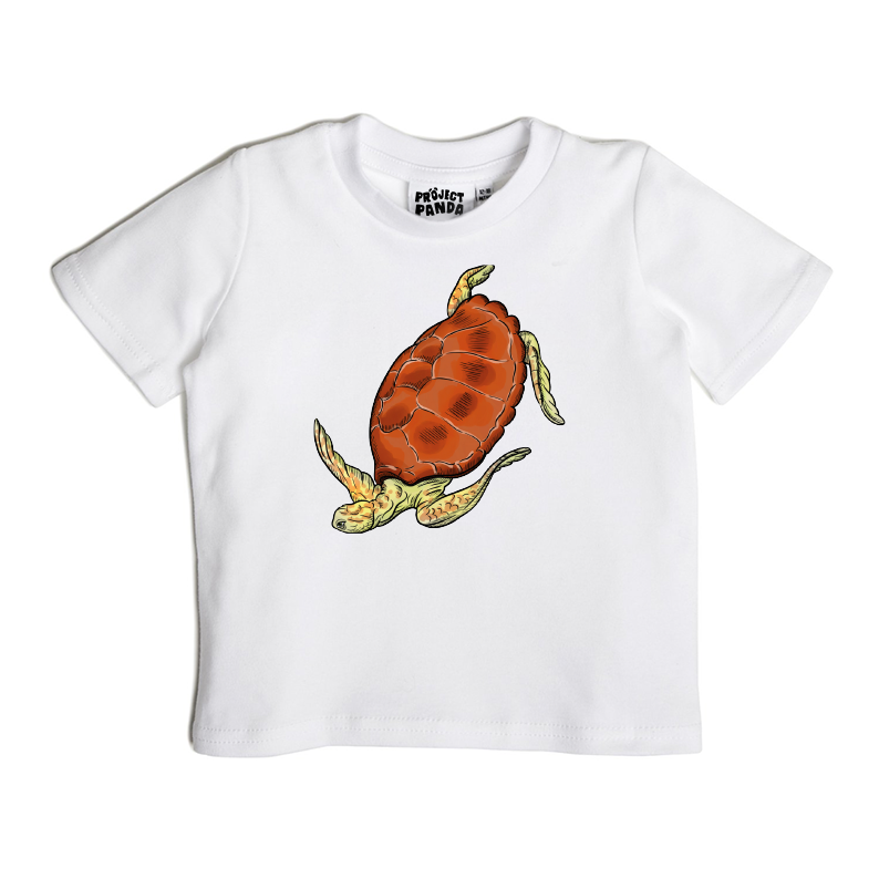 Turtle Short Sleeve Tee - Project Panda Kids