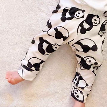 Panda Print Legging - Project Panda Kids